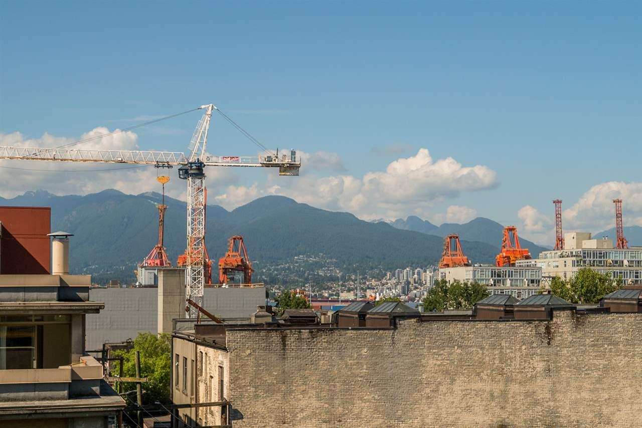 Condo Apartment at 802 150 E CORDOVA STREET, Unit 802, Vancouver East, British Columbia. Image 15