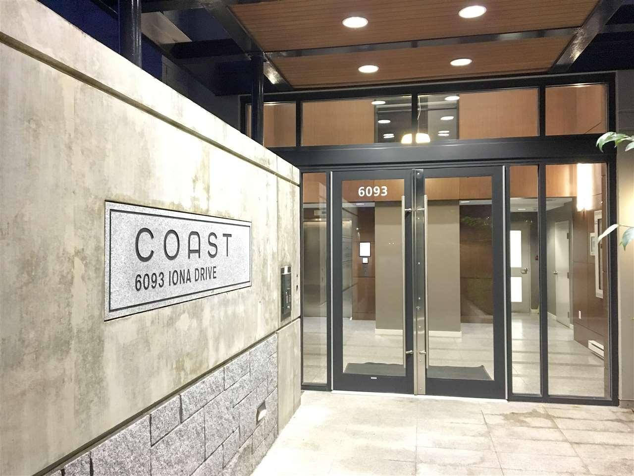 Condo Apartment at 303 6093 IONA DRIVE, Unit 303, Vancouver West, British Columbia. Image 1