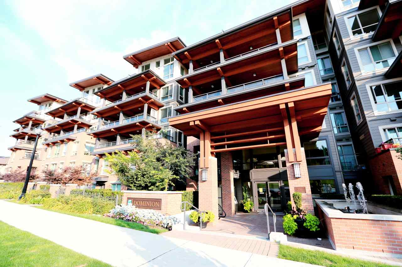 Condo Apartment at 215 500 ROYAL AVENUE, Unit 215, New Westminster, British Columbia. Image 1