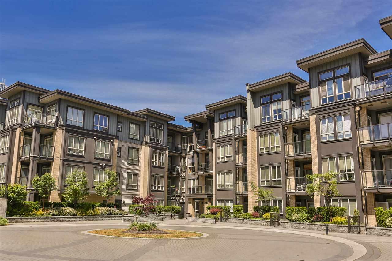 Condo Apartment at 408 225 FRANCIS WAY, Unit 408, New Westminster, British Columbia. Image 1