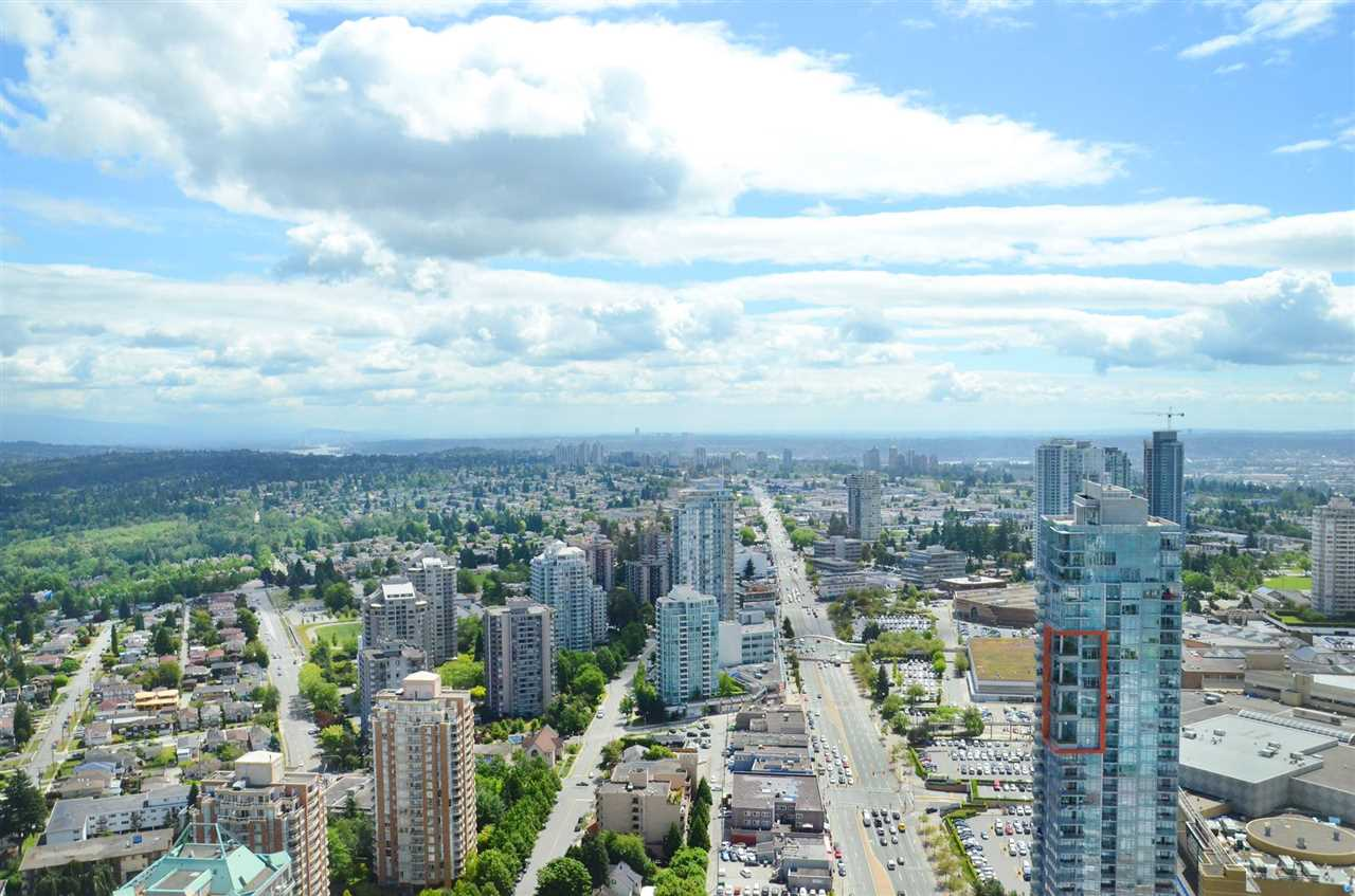 Condo Apartment at 4301 4508 HAZEL STREET, Unit 4301, Burnaby South, British Columbia. Image 3