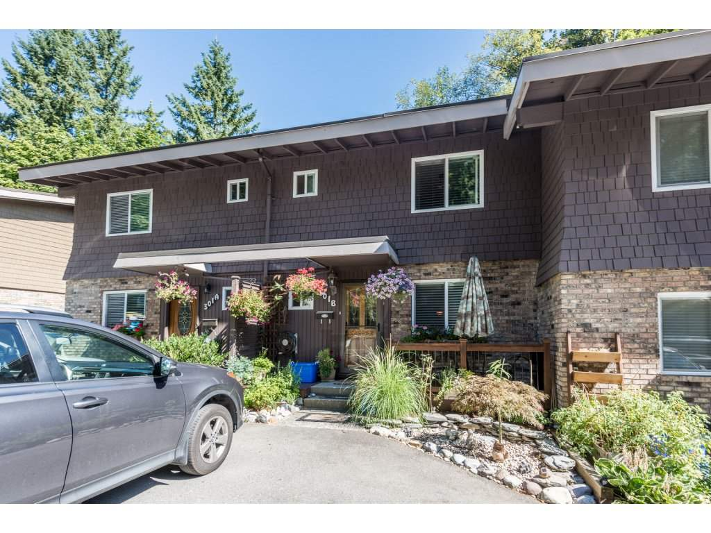 Townhouse at 301B EVERGREEN DRIVE, Port Moody, British Columbia. Image 1