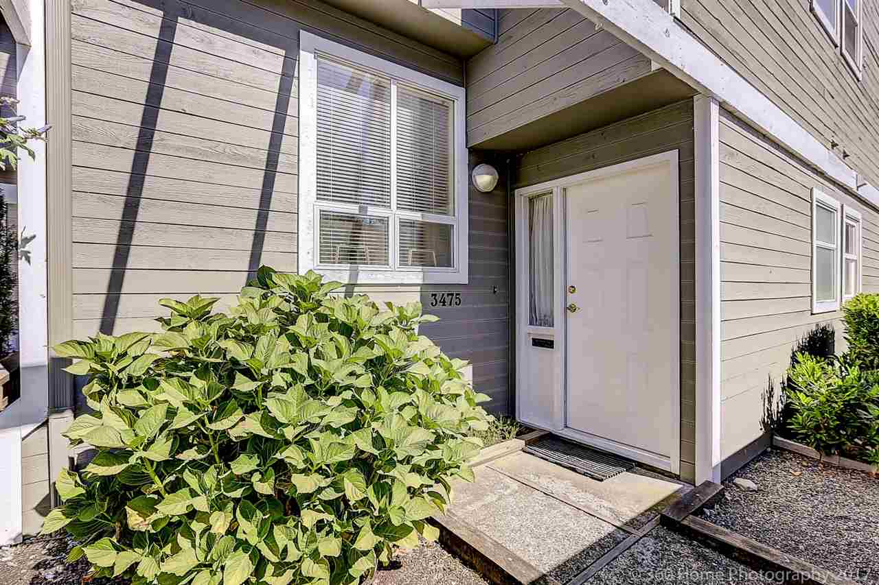 Townhouse at 3475 WEYMOOR PLACE, Vancouver East, British Columbia. Image 1