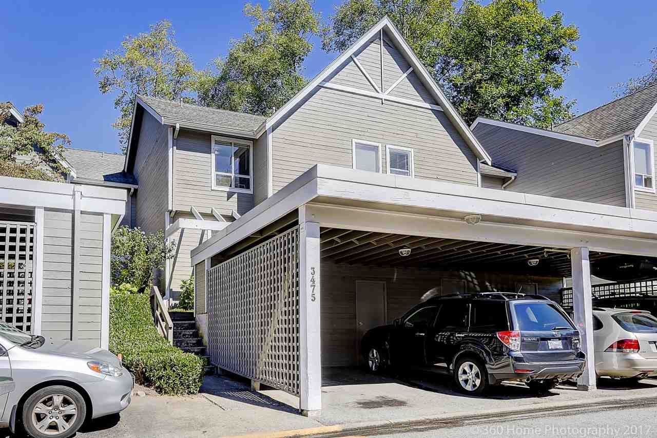 Townhouse at 3475 WEYMOOR PLACE, Vancouver East, British Columbia. Image 18