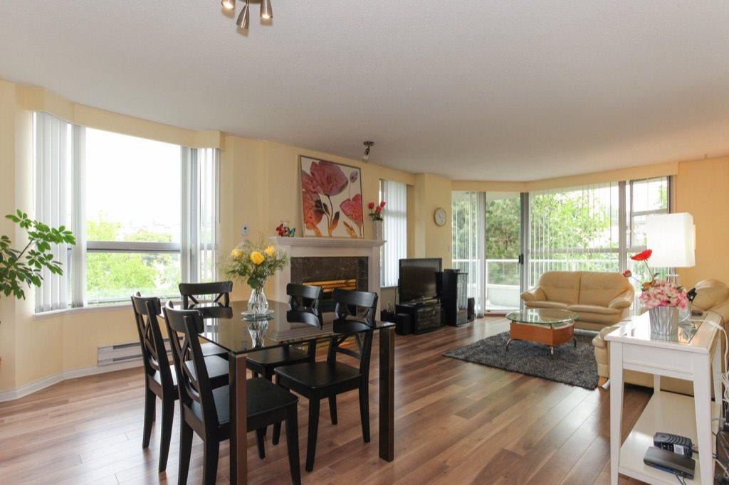 Condo Apartment at 602 412 TWELFTH STREET, Unit 602, New Westminster, British Columbia. Image 7