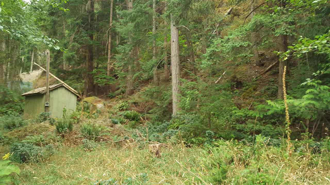 Vacant Land at Lot 27 CHANNELVIEW DRIVE, Bowen Island, British Columbia. Image 1