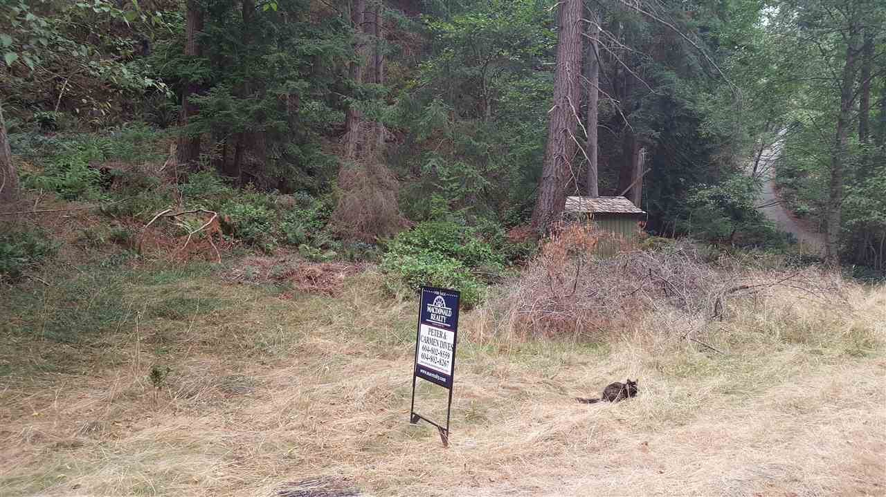 Vacant Land at Lot 27 CHANNELVIEW DRIVE, Bowen Island, British Columbia. Image 5