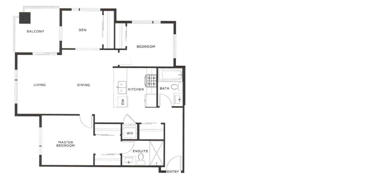 Condo Apartment at 221 7088 14TH AVENUE, Unit 221, Burnaby East, British Columbia. Image 2