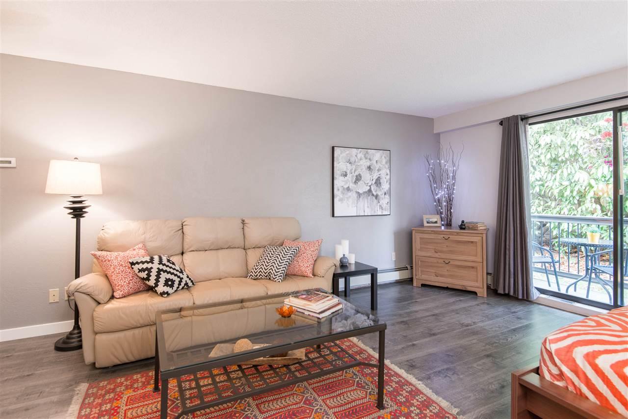 Condo Apartment at 110 145 W 18 STREET, Unit 110, North Vancouver, British Columbia. Image 4