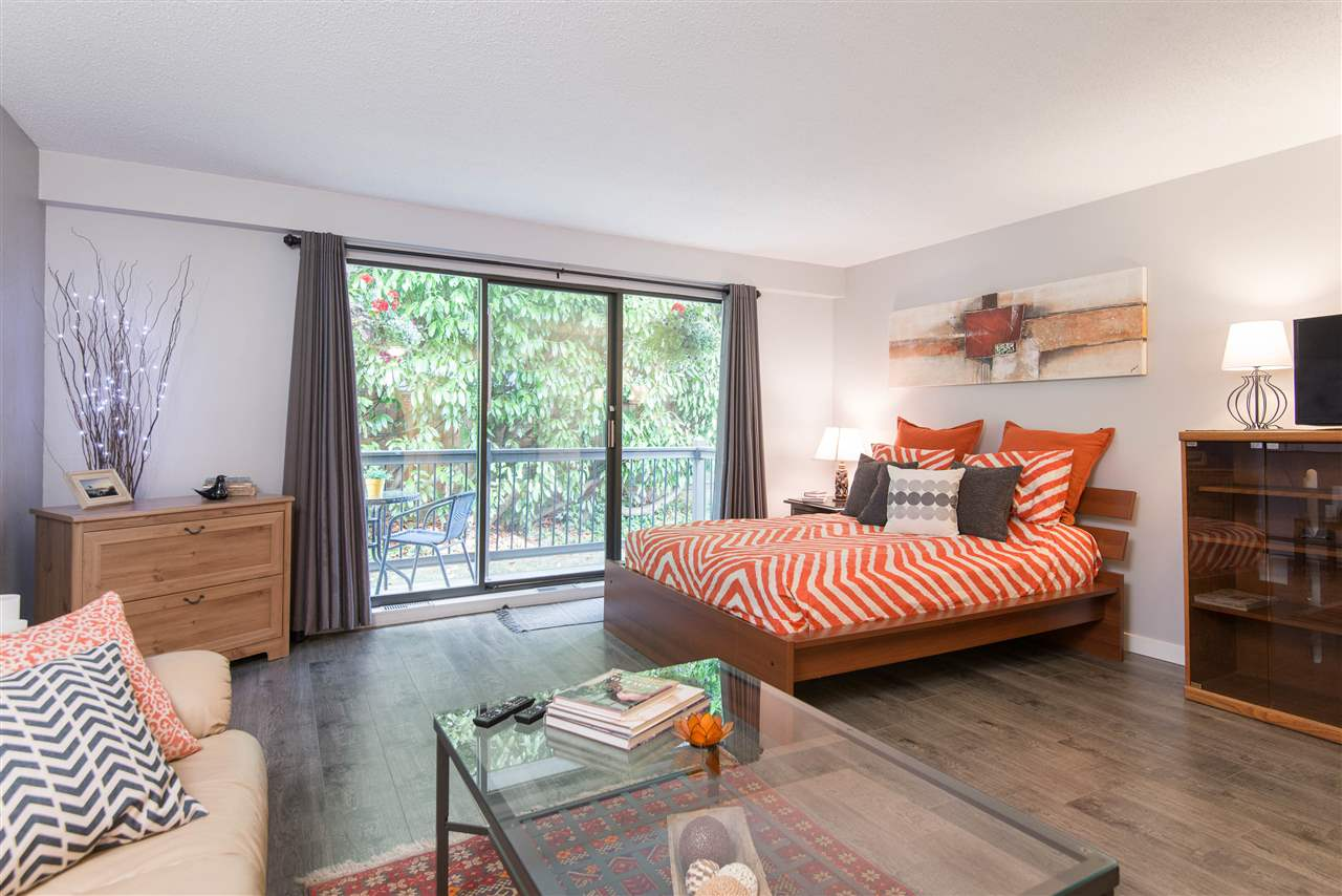 Condo Apartment at 110 145 W 18 STREET, Unit 110, North Vancouver, British Columbia. Image 6