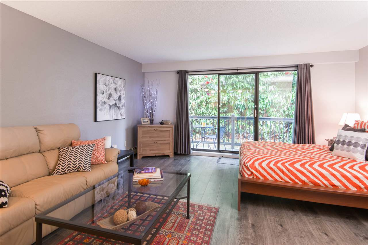 Condo Apartment at 110 145 W 18 STREET, Unit 110, North Vancouver, British Columbia. Image 7