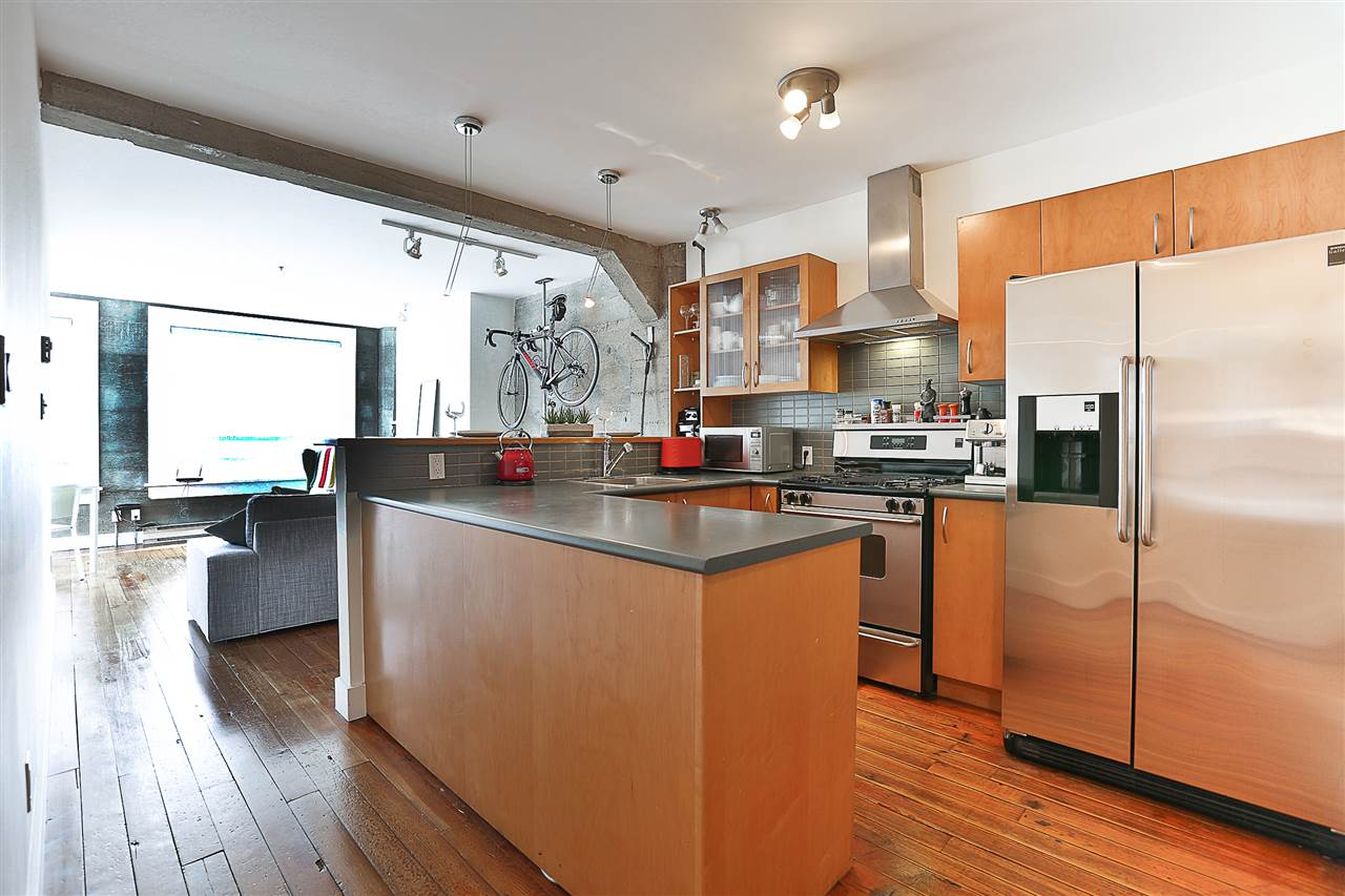 Condo Apartment at 413 1216 HOMER STREET, Unit 413, Vancouver West, British Columbia. Image 4