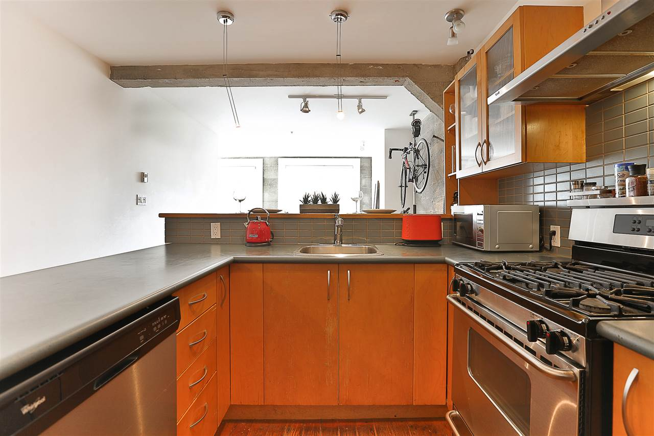 Condo Apartment at 413 1216 HOMER STREET, Unit 413, Vancouver West, British Columbia. Image 5