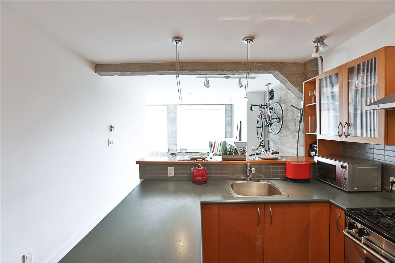 Condo Apartment at 413 1216 HOMER STREET, Unit 413, Vancouver West, British Columbia. Image 6