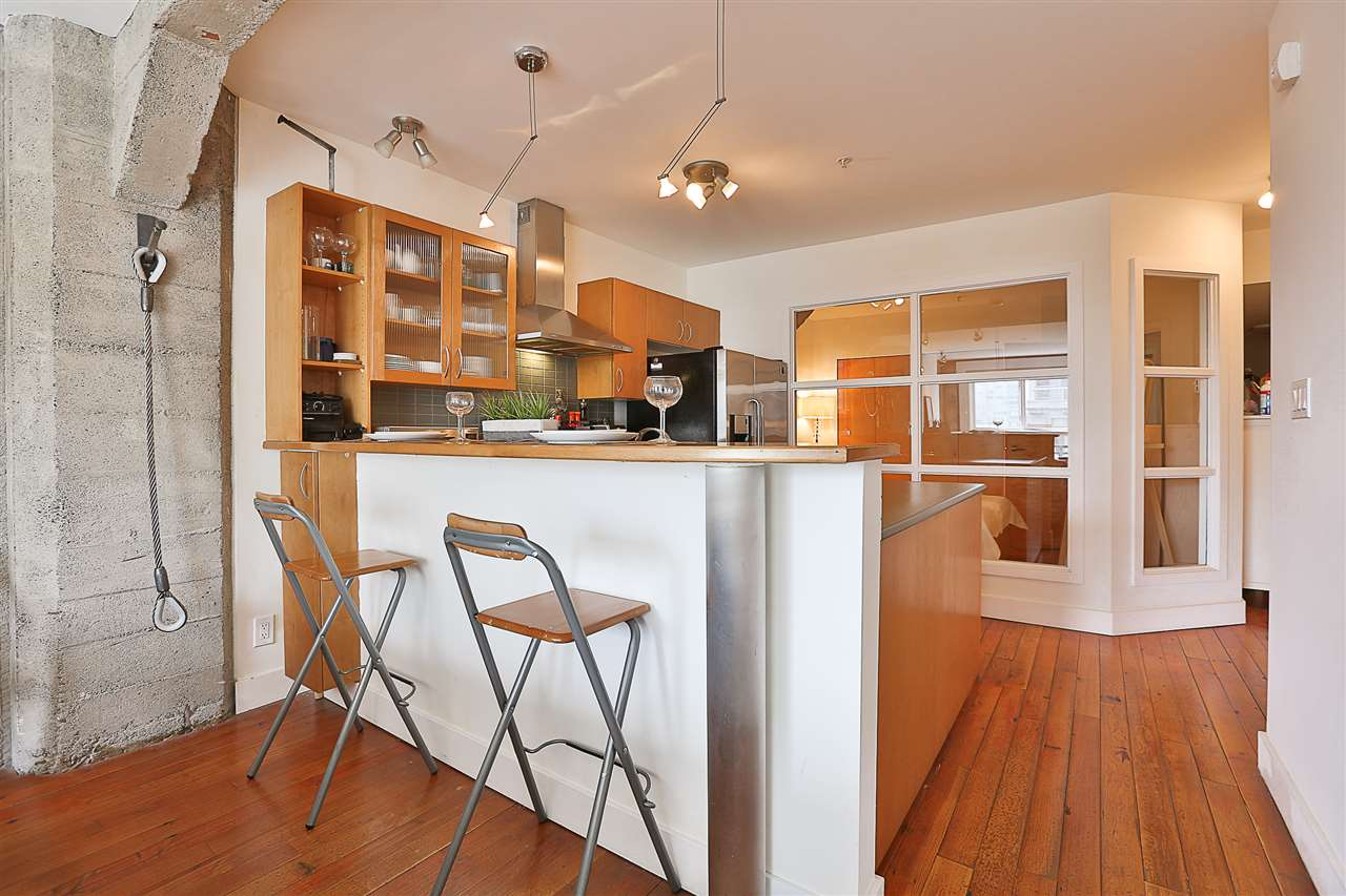 Condo Apartment at 413 1216 HOMER STREET, Unit 413, Vancouver West, British Columbia. Image 8