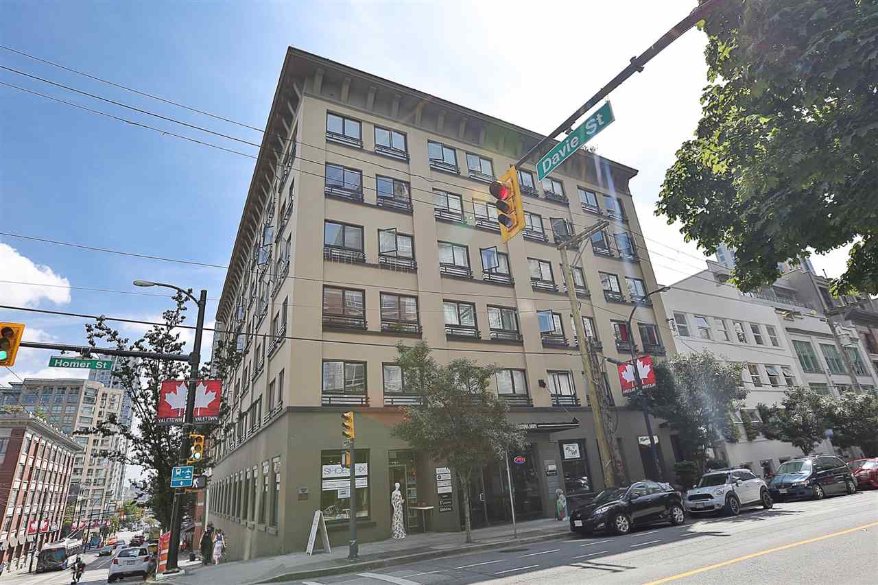 Condo Apartment at 413 1216 HOMER STREET, Unit 413, Vancouver West, British Columbia. Image 20