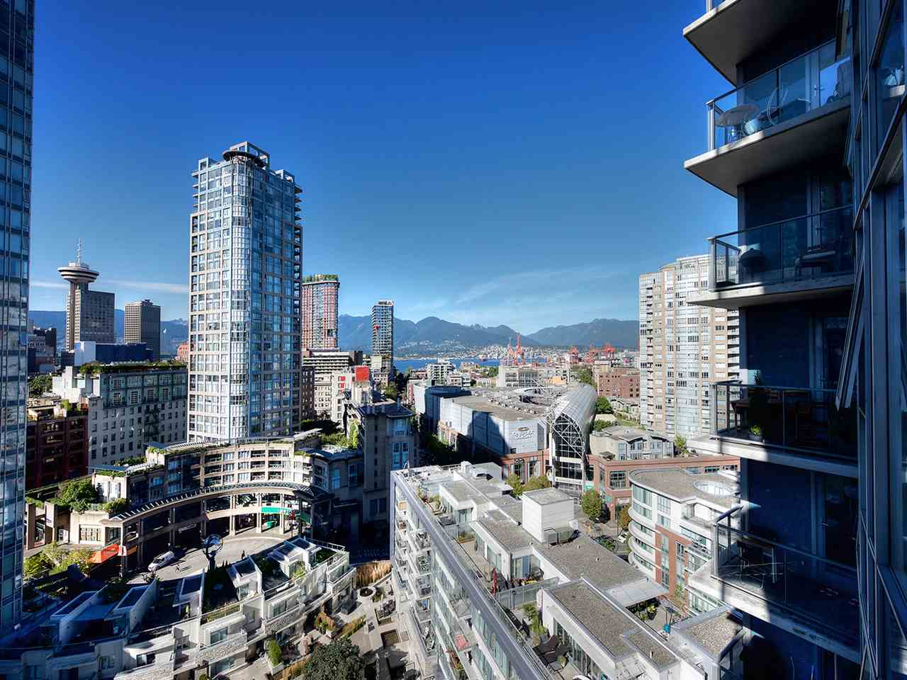Condo Apartment at 1808 689 ABBOTT STREET, Unit 1808, Vancouver West, British Columbia. Image 1