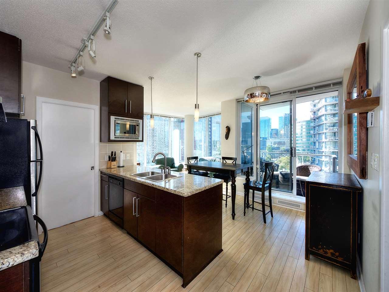 Condo Apartment at 1808 689 ABBOTT STREET, Unit 1808, Vancouver West, British Columbia. Image 2