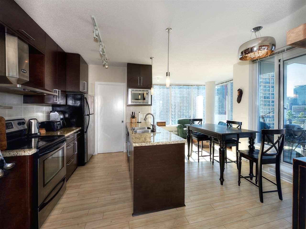 Condo Apartment at 1808 689 ABBOTT STREET, Unit 1808, Vancouver West, British Columbia. Image 5