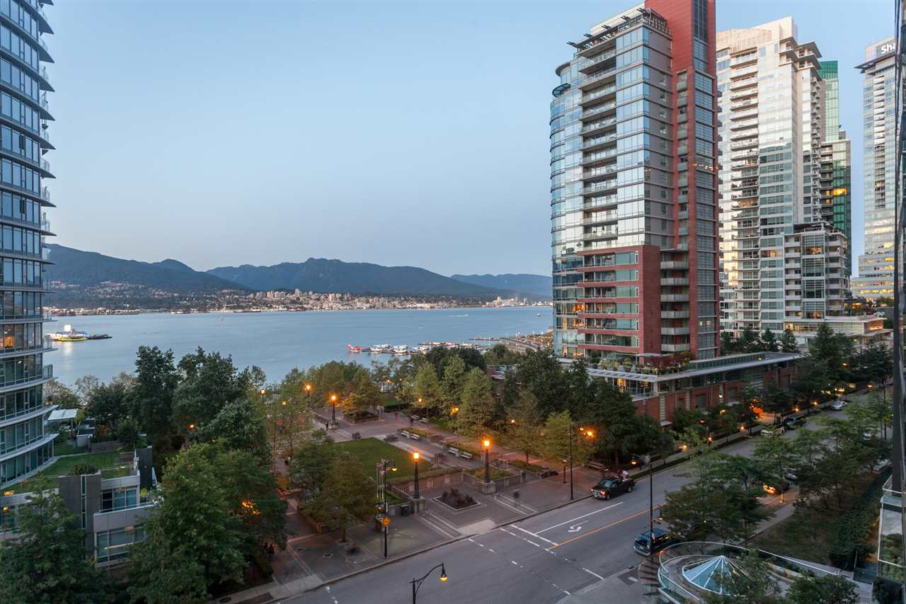 Condo Apartment at 904 1205 W HASTINGS STREET, Unit 904, Vancouver West, British Columbia. Image 2