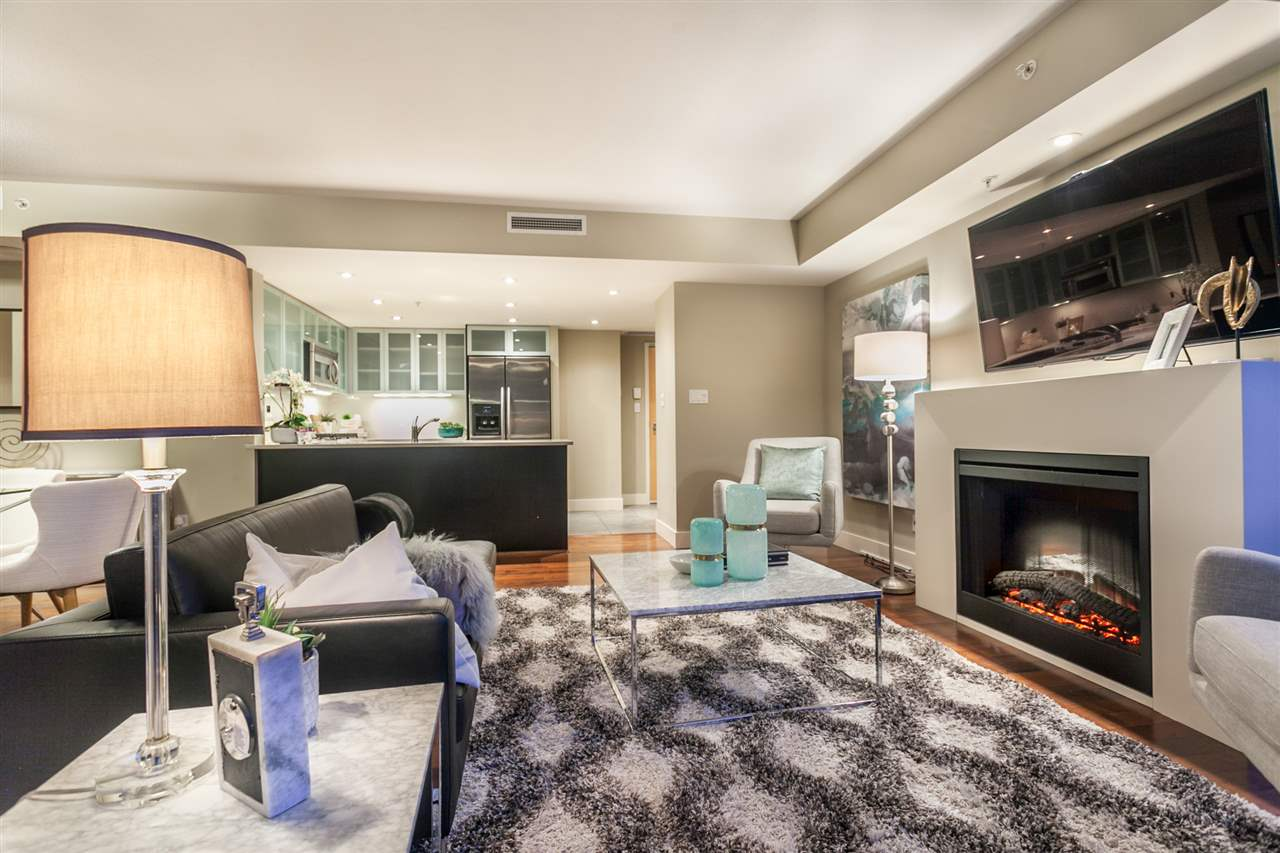 Condo Apartment at 904 1205 W HASTINGS STREET, Unit 904, Vancouver West, British Columbia. Image 5