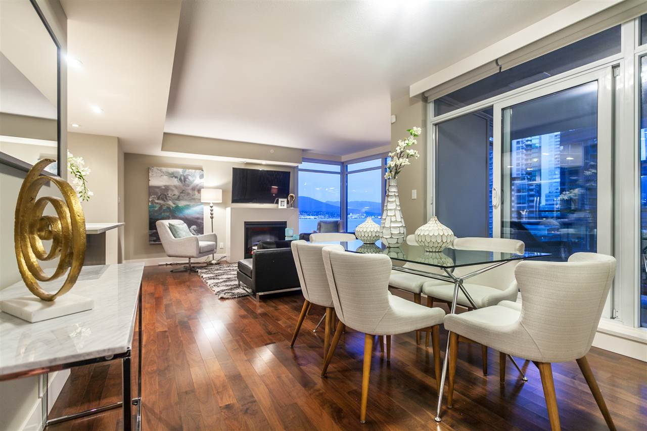 Condo Apartment at 904 1205 W HASTINGS STREET, Unit 904, Vancouver West, British Columbia. Image 11