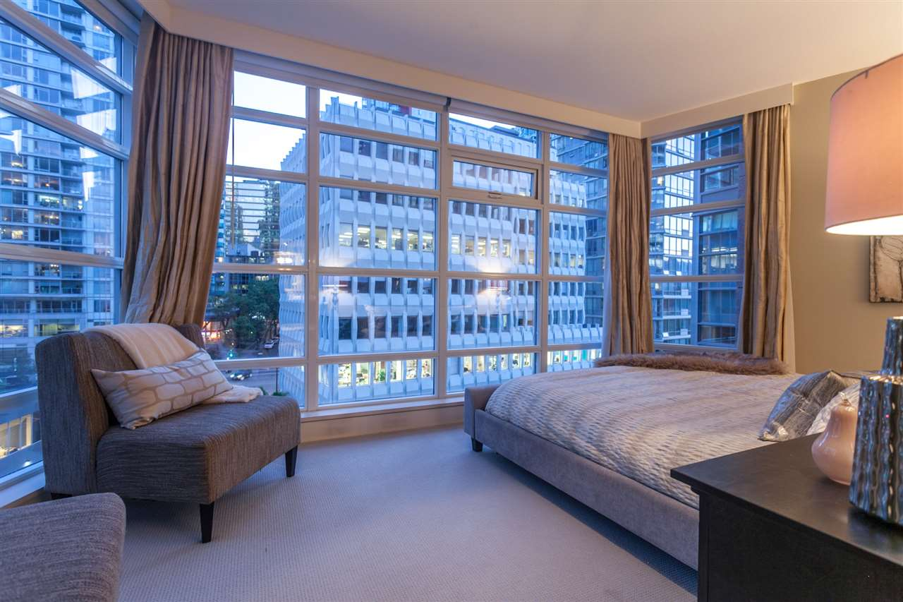Condo Apartment at 904 1205 W HASTINGS STREET, Unit 904, Vancouver West, British Columbia. Image 12