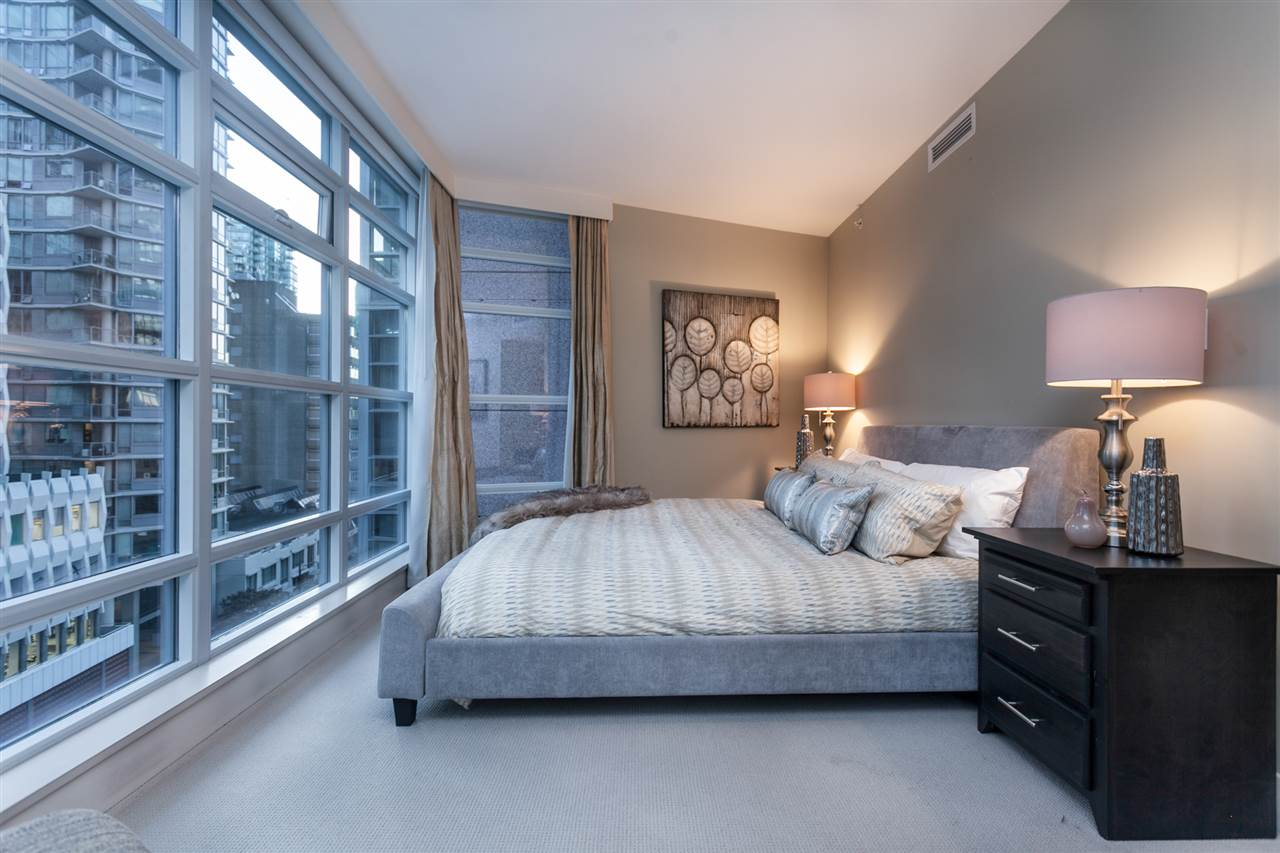 Condo Apartment at 904 1205 W HASTINGS STREET, Unit 904, Vancouver West, British Columbia. Image 13