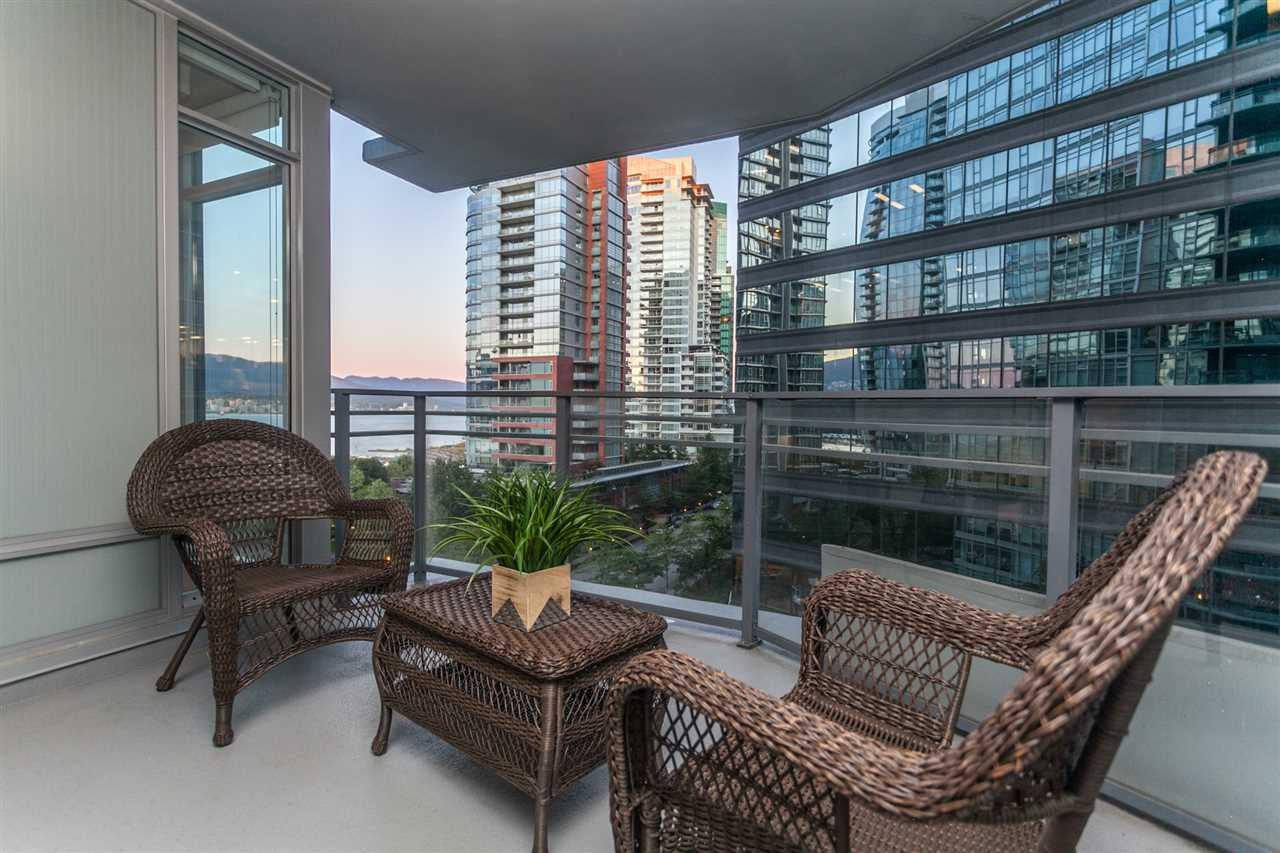 Condo Apartment at 904 1205 W HASTINGS STREET, Unit 904, Vancouver West, British Columbia. Image 18