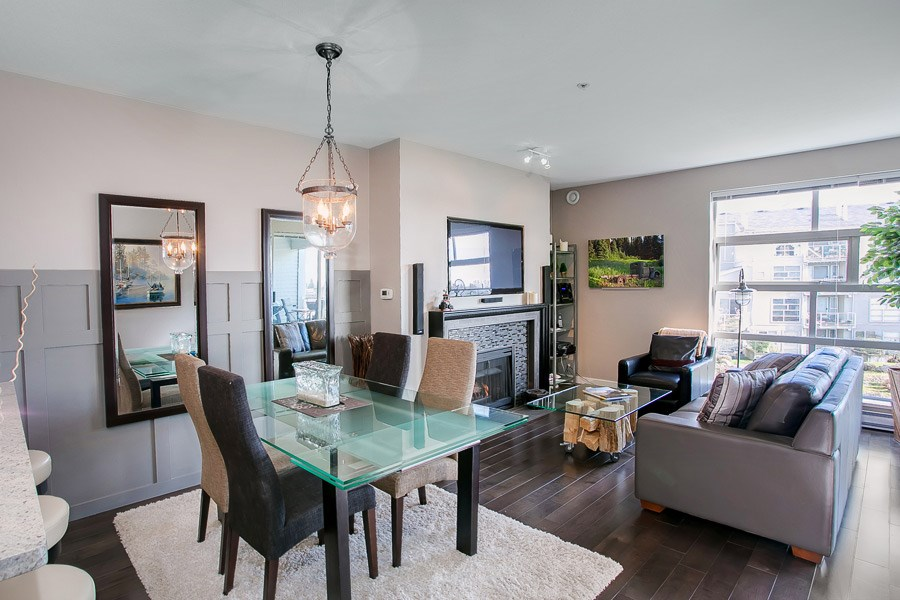 Condo Apartment at 314 2020 E KENT AVENUE SOUTH AVENUE, Unit 314, Vancouver East, British Columbia. Image 2