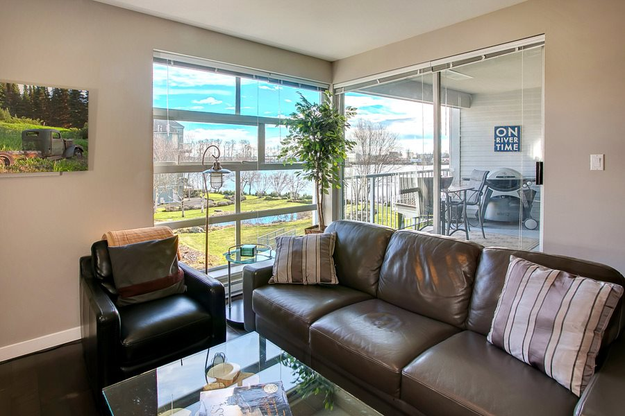 Condo Apartment at 314 2020 E KENT AVENUE SOUTH AVENUE, Unit 314, Vancouver East, British Columbia. Image 4