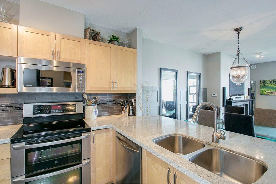 Condo Apartment at 314 2020 E KENT AVENUE SOUTH AVENUE, Unit 314, Vancouver East, British Columbia. Image 8