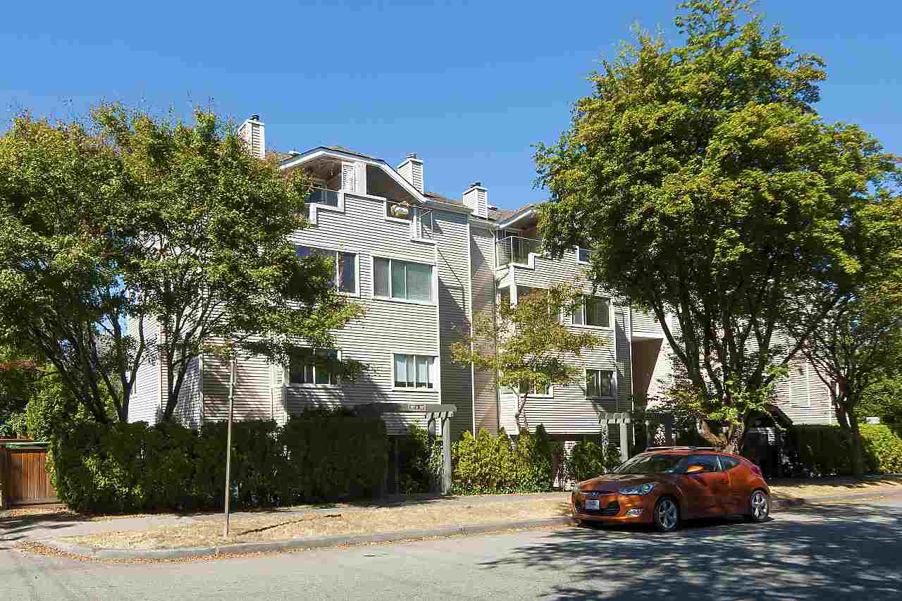 Townhouse at 3071 WILLOW STREET, Vancouver West, British Columbia. Image 1
