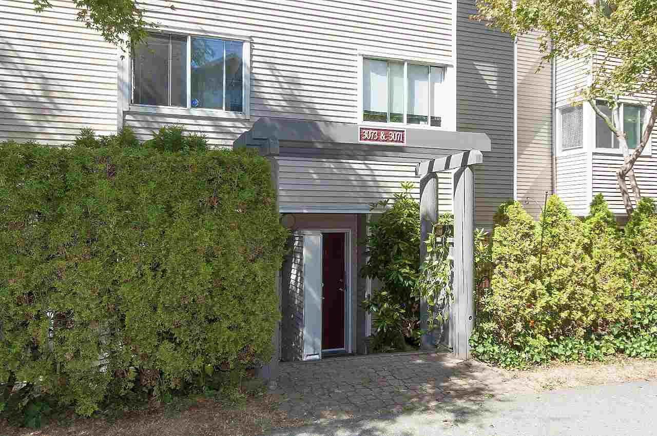 Townhouse at 3071 WILLOW STREET, Vancouver West, British Columbia. Image 2