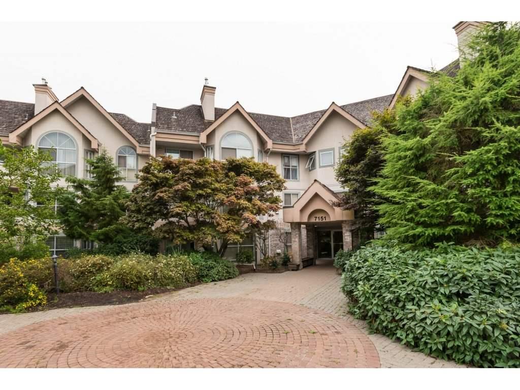 Condo Apartment at 319 7151 121 STREET, Unit 319, Surrey, British Columbia. Image 1