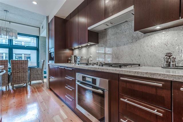 Condo Apartment at 303 1180 HOMER STREET, Unit 303, Vancouver West, British Columbia. Image 14