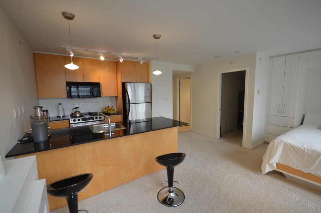 Condo Apartment at 808 989 BEATTY STREET, Unit 808, Vancouver West, British Columbia. Image 6