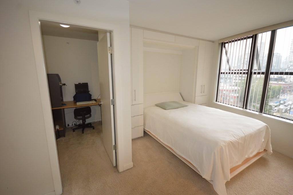 Condo Apartment at 808 989 BEATTY STREET, Unit 808, Vancouver West, British Columbia. Image 8