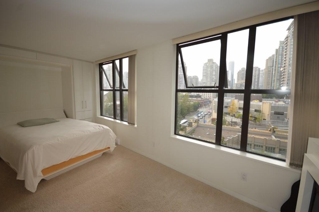 Condo Apartment at 808 989 BEATTY STREET, Unit 808, Vancouver West, British Columbia. Image 13