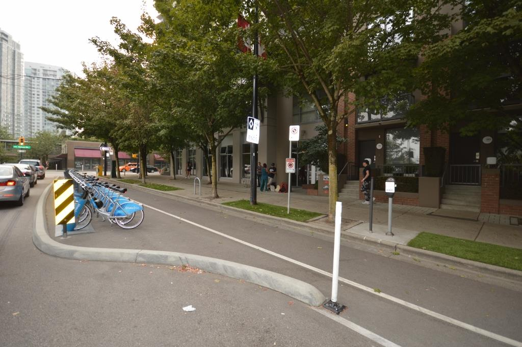 Condo Apartment at 808 989 BEATTY STREET, Unit 808, Vancouver West, British Columbia. Image 18