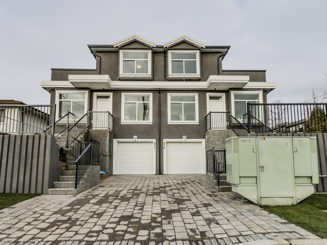 Half-duplex at 677 E 59TH AVENUE, Vancouver East, British Columbia. Image 1