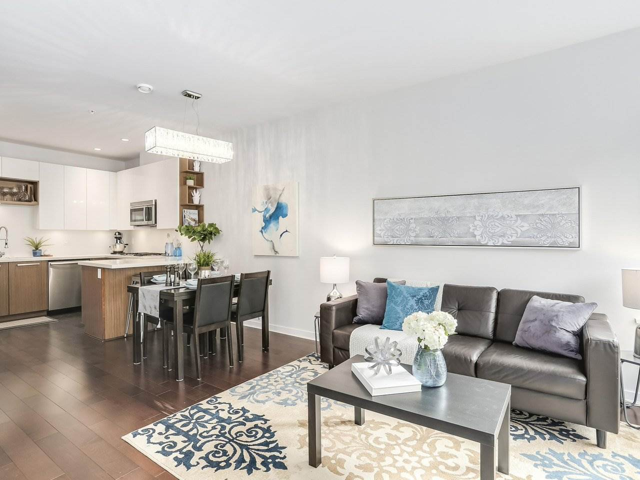 Townhouse at 8428 GLADSTONE STREET, Vancouver East, British Columbia. Image 4