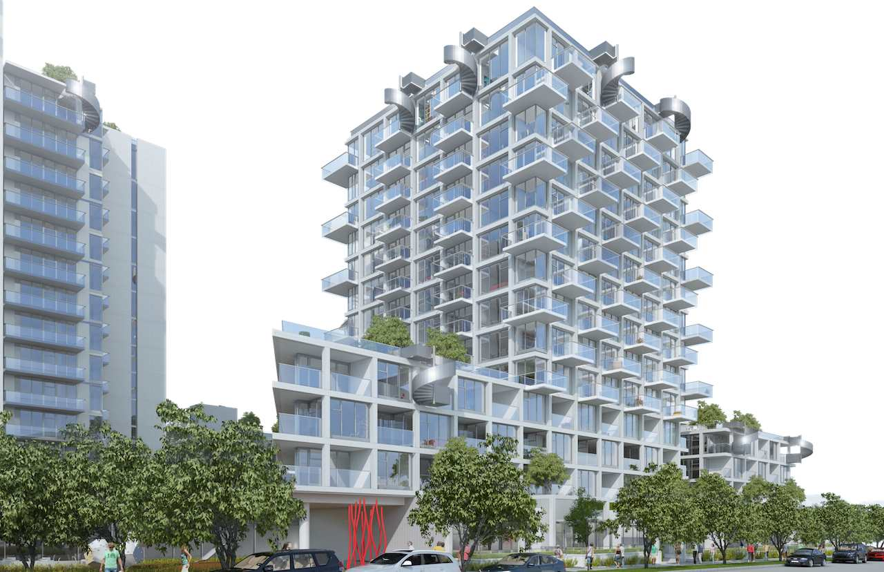 Condo Apartment at S1509 2220 KINGSWAY, Unit S1509, Vancouver East, British Columbia. Image 11