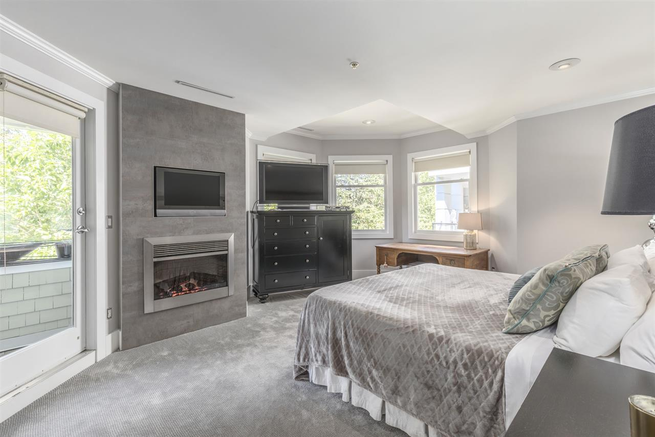 Townhouse at 1 2888 BIRCH STREET, Unit 1, Vancouver West, British Columbia. Image 16