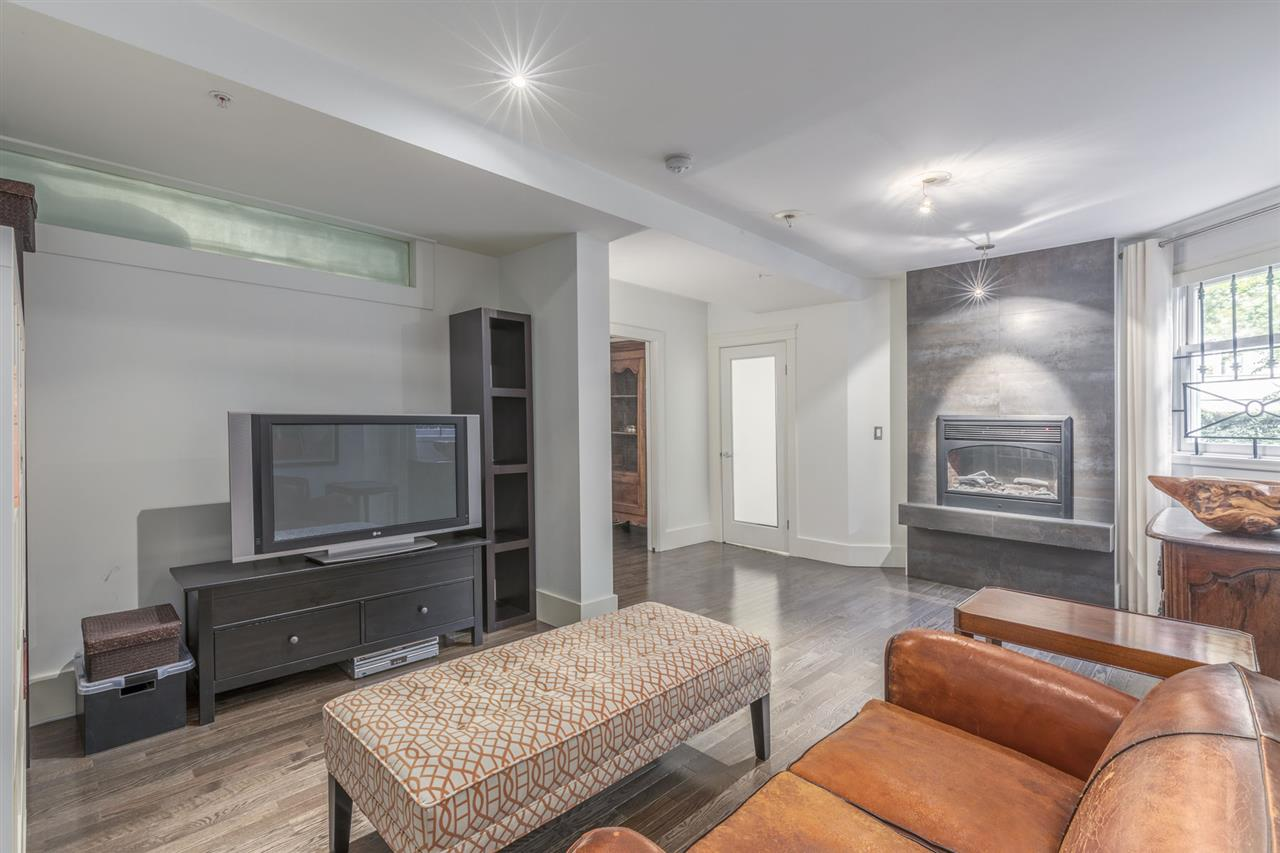 Townhouse at 1 2888 BIRCH STREET, Unit 1, Vancouver West, British Columbia. Image 20