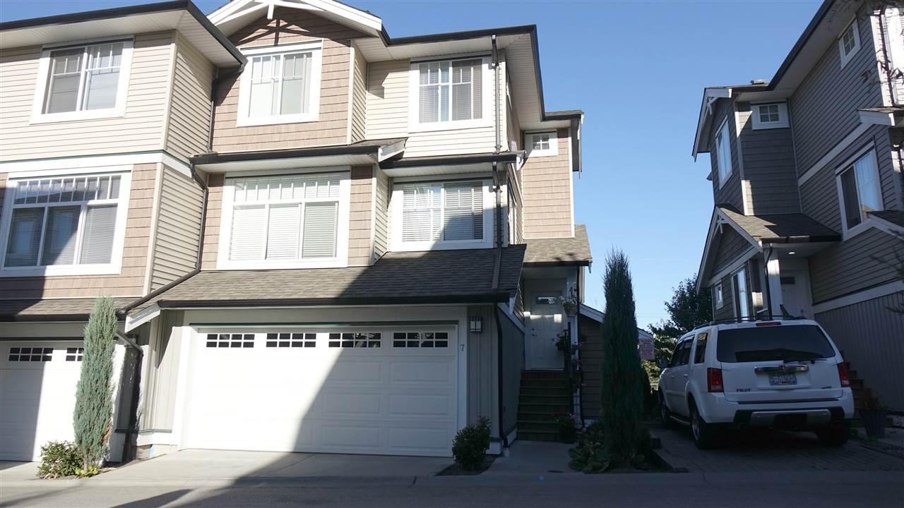 Townhouse at 7 14356 63A AVENUE, Unit 7, Surrey, British Columbia. Image 2