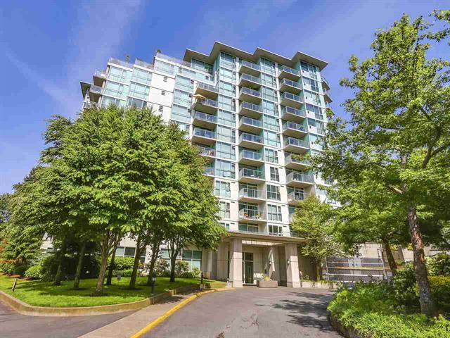 Condo Apartment at 701 2733 CHANDLERY PLACE, Unit 701, Vancouver East, British Columbia. Image 3