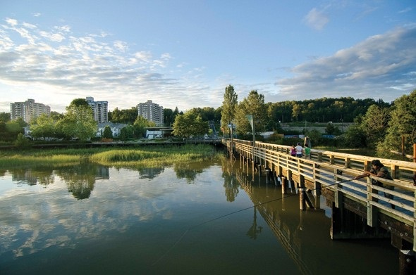 Condo Apartment at 701 2733 CHANDLERY PLACE, Unit 701, Vancouver East, British Columbia. Image 17