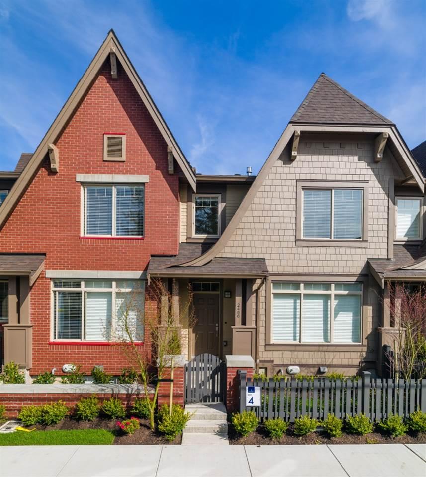 Townhouse at 2423 165 STREET, South Surrey White Rock, British Columbia. Image 12