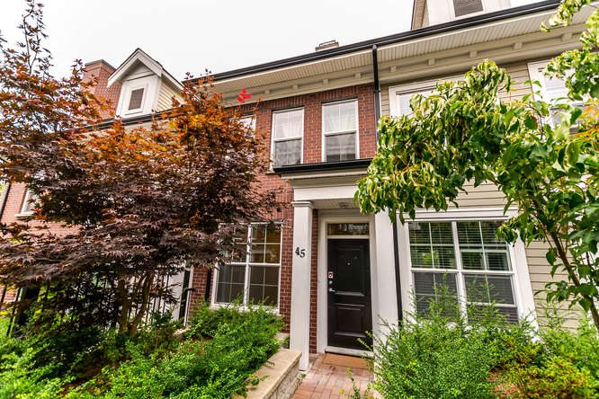 Townhouse at 45 7458 BRITTON STREET, Unit 45, Burnaby East, British Columbia. Image 1